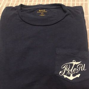 Ralph Lauren long-sleeve men's L tee